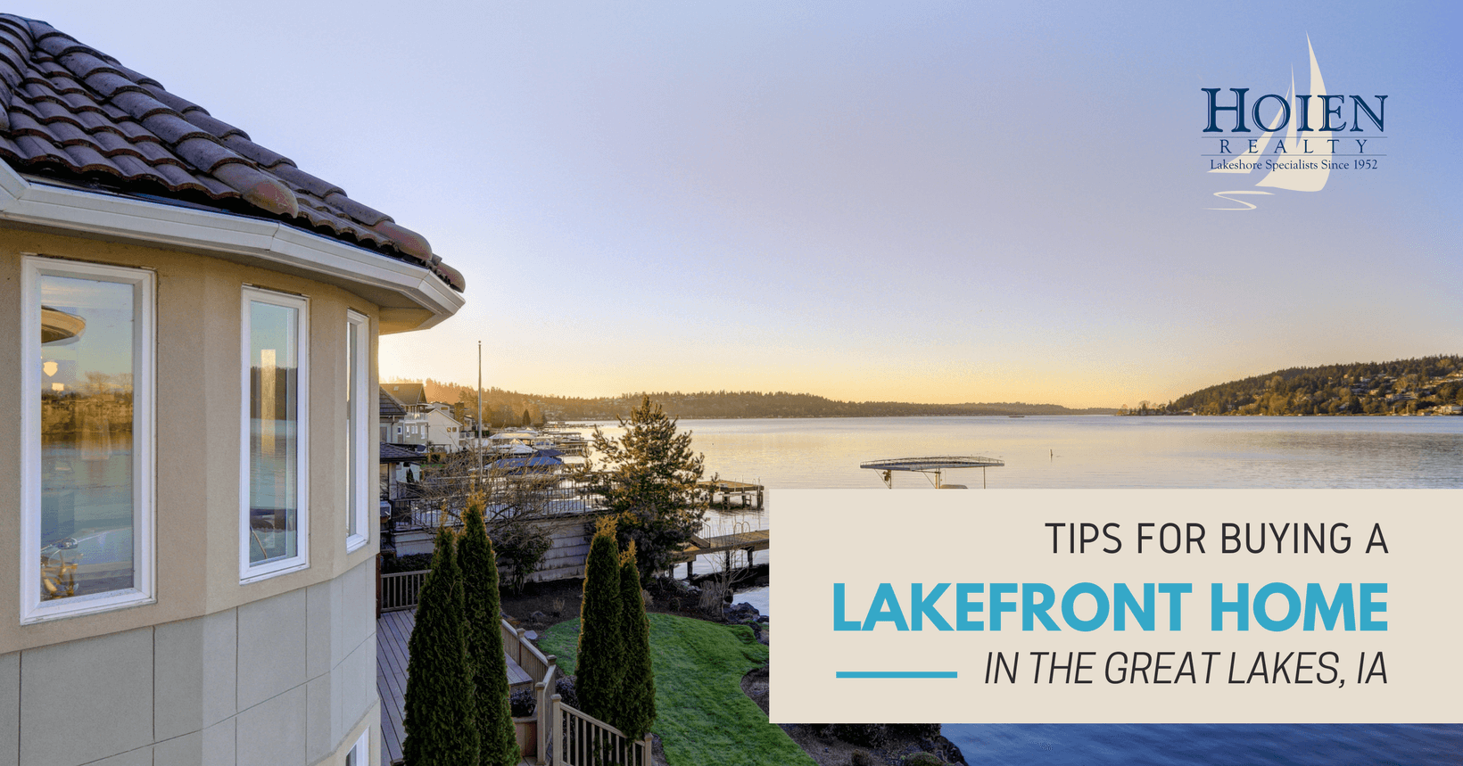Buying lakefront property in Okobioji